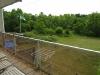 Uitzicht vanaf het ruime Balkon