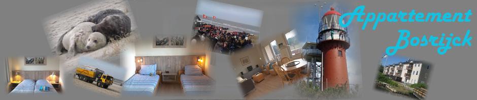 Appartement Bosrijck te Vlieland